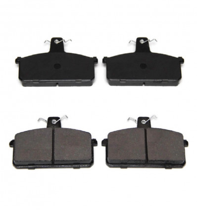 Front brake pads for Suzuki Santana Samurai