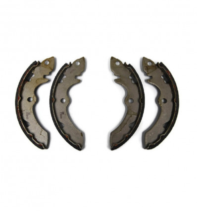 Front brake shoes for Suzuki 410