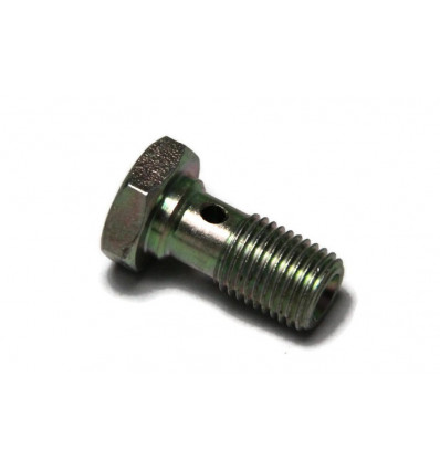 Simple banjo screw, 7/16x20UNF, Goodridge