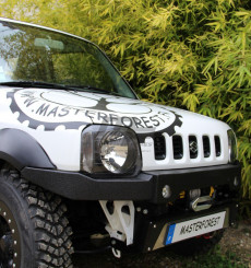 Pare-chocs avant off-road 1 MF Suzuki Jimny