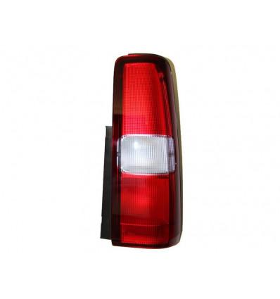 Rear right fender lights, Suzuki Jimny, build 1