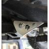 Radius arm mounting guards kit, MF, Suzuki Jimny