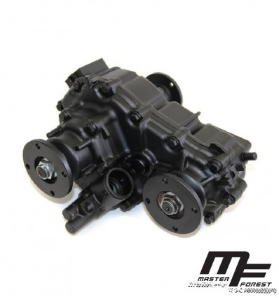 Transfer case 4.9, standard replacement, Suzuki Santana 410