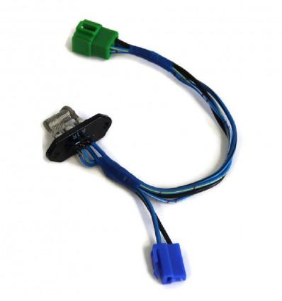 Heater resistor, Suzuki Santana Samurai