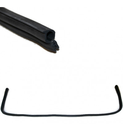 Rear door seal, Suzuki Santana Samurai convertible