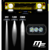 9W、4''Flood LEDバー、MF