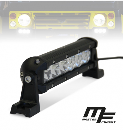 18W、8''Combo LEDバー、MF