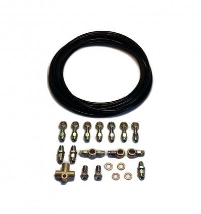 Kit flexibles frein séparé 2+1 hydraulique Samurai Japonais