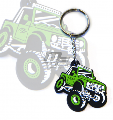 "Porte clef MF ""Samurai Off Road"""