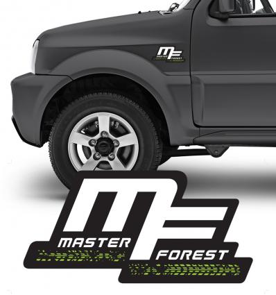 Sticker MF 7.5 x 15 color