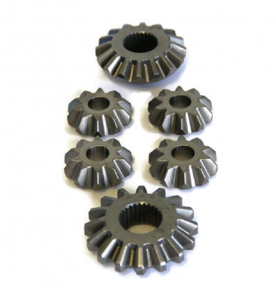 Planet and sun gear set, 26 grooves, front, Suzuki Jimny