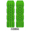 Sand recovery plates, TRED 1100 green