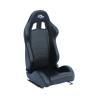 運転席側の合成皮革のバケットシート、リクライニング、MF、四輪駆動