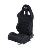 客席のバケットシート、リクライニング、布、MF、四輪駆動