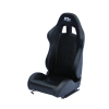 Reclining racing synthetic leather passenger seat 4wd MF