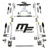Mf coil suspension lift kit, +5cm hard, Suzuki Santana Samurai 4WD