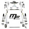 MFコイルサスペンションリフトセット、強い+10cm、スズキ・サンタナ・サムライ四輪駆動
