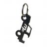 Porte clef décapsuleur inox MF