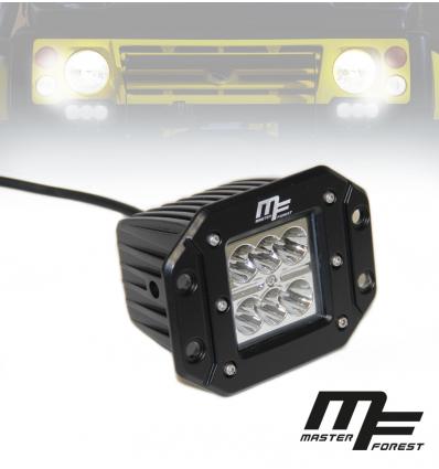 組み込むべきのヘッドライト、18W、MF