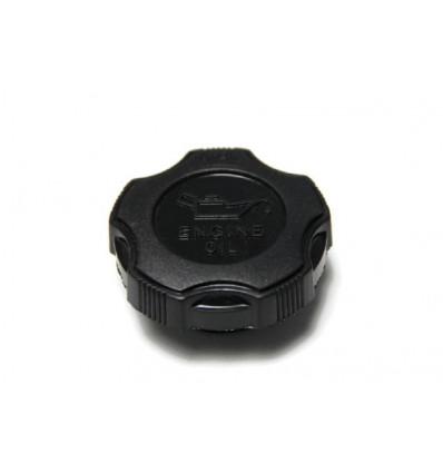 オイル充填キャップ、ねじっで締めるはず、スズキ・サンタナ413