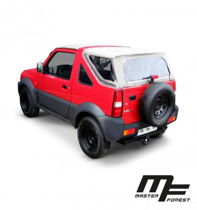MK2 White soft top, Suzuki Jimny