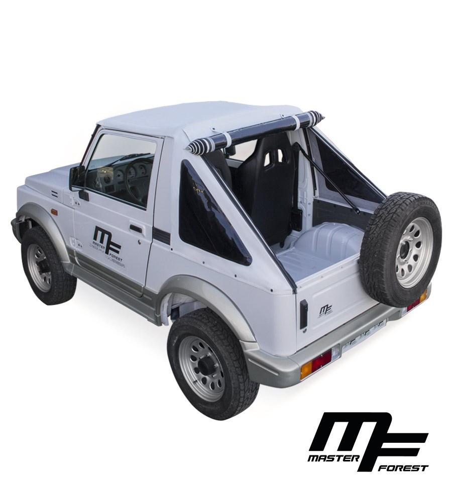 Suzuki Samurai Fastback Top