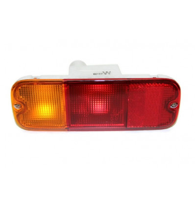 Rear left bumper lights, Suzuki Jimny, build 1