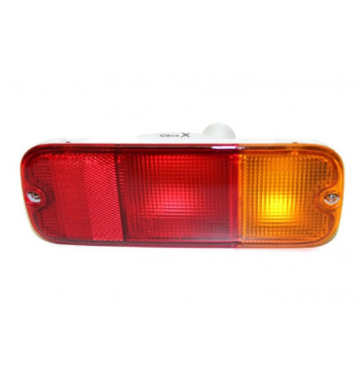 Rear right bumper lights, Suzuki Jimny, build 2
