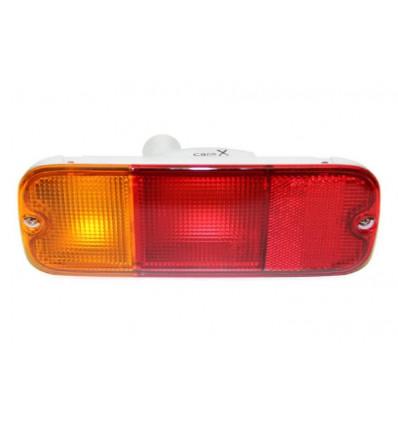 Rear left bumper lights, Suzuki Jimny, build 2