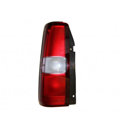 Rear left fender lights, Suzuki Jimny, build 2