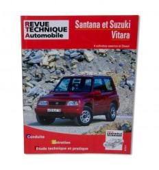 Revue technique Suzuki Santana Vitara