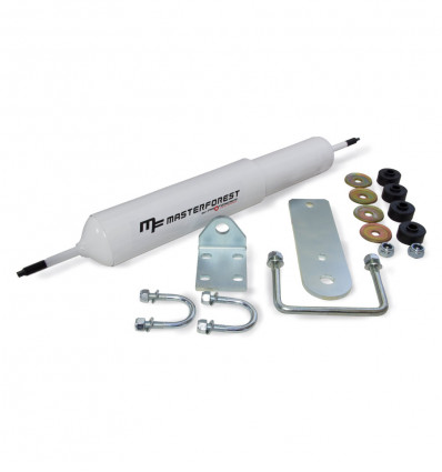 Steering shock absorber, MF, Suzuki Santana Samurai and Jimny
