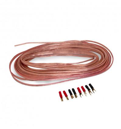 Câble haut parleur 10m