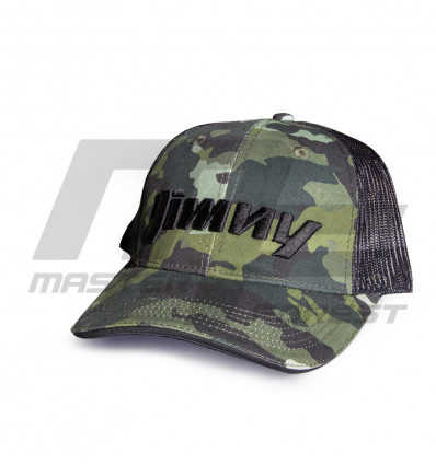 Casquette Jimny camouflage