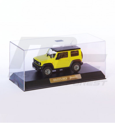 Miniature Suzuki Jimny 2018 sur socle