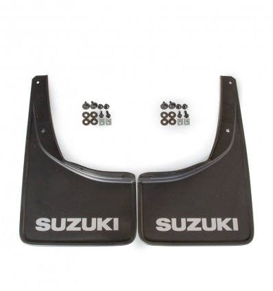 Rear mud flaps, Suzuki Jimny