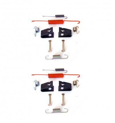 Kit de ressorts pour montage machoires de frein Suzuki Samurai