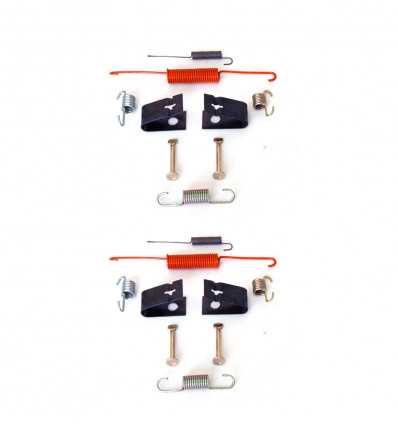 Springs kit for brake shoes assembly, Suzuki Samurai