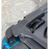 Soft top hoop left support fastening, Suzuki Santana Vitara