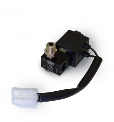 Solenoid valve for ARB compressor