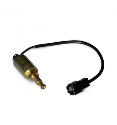 Fuel stop solenoid valve, Suzuki Santana Samurai 413