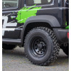 Rear left fender flare, post 2018 Suzuki Jimny
