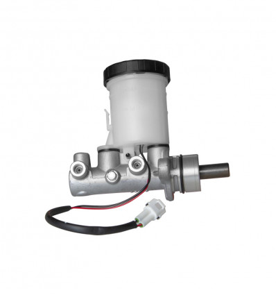 Power-assisted brake master cylinder with level indicator 10x100 Suzuki 410 and 413