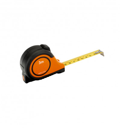 Short Measuring Tapes with Rubber Grip