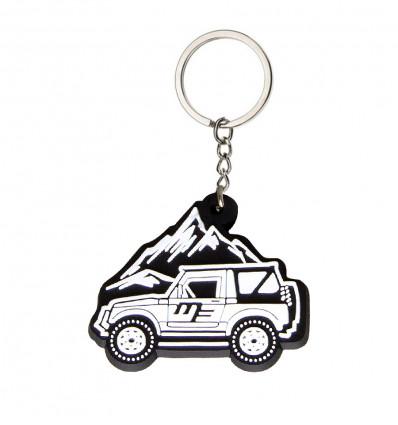"Key chain MF ""Samurai Off Road"""