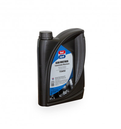 Huile 75W80 ISOTECH 2 L