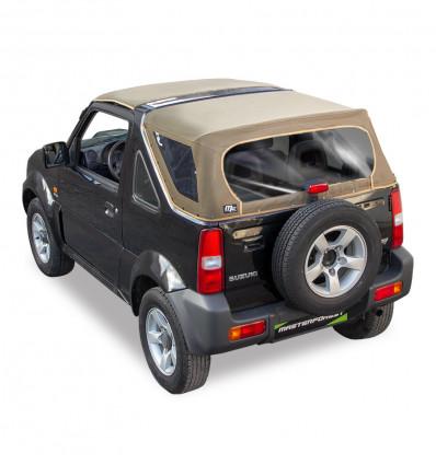 Bâche sable Premium MF 4X4 Suzuki Santana Jimny
