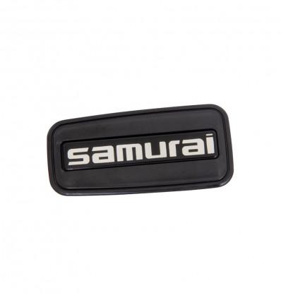 "Logo ""Samurai"" aile avant gauche."
