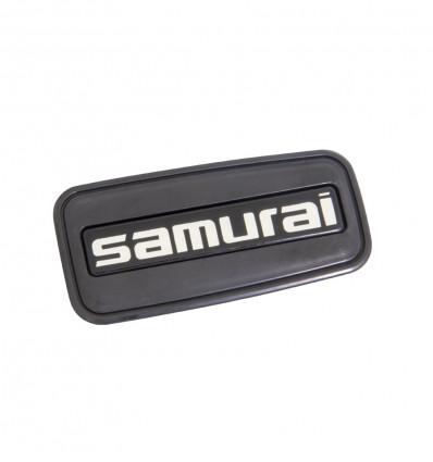 "Logo ""Samurai"" front right wing."