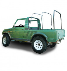 Kit arceau de bâche Suzuki Santana Samurai chassis long
